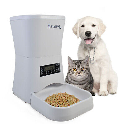 7L Pet Feeder, Automatic Pet Feeder for Cats & Dogs , Auto Pet Feeder Food
