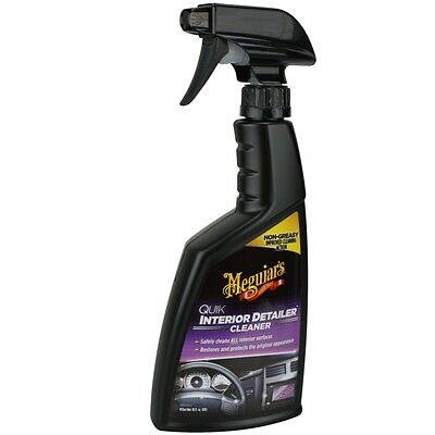 Meguiar`s Quik Interior Detailer Spray Innenraumpflege 473 ml 20,40EUR/Liter