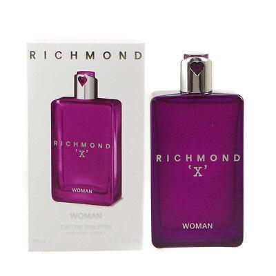 NEW John Richmond X Woman 75ml EDT