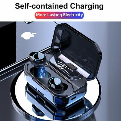 Wireless Headset Stereo Earbuds Waterproof Bluetooth.TWS-The best Xmas gift-Hq