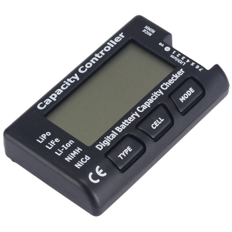 Digital Battery Capacity Checker RC Cell Meter 7 Cellmeter L
