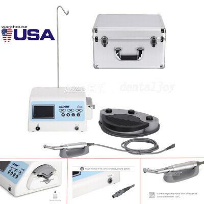 Azdent Dental Implant System Surgical Brushless Motor A-cube 201 Handpiece Usa