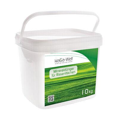 Abono de Césped Fertilizantes Minerales Npk Para Base 10kg
