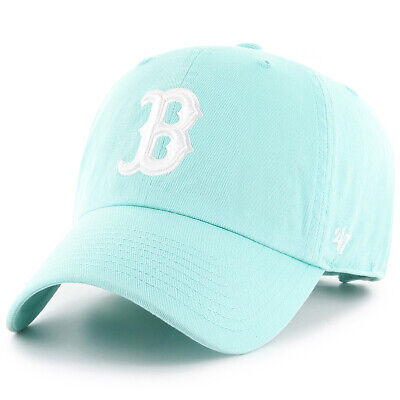 Boston Red Sox Women's '47 Clean Up Adjustable Cap Tiffany