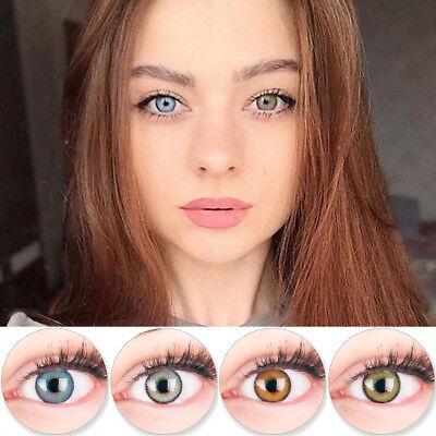 Weiche Farbige Kontaktlinsen in Markenqualität von Glamlens Funnylens Germany