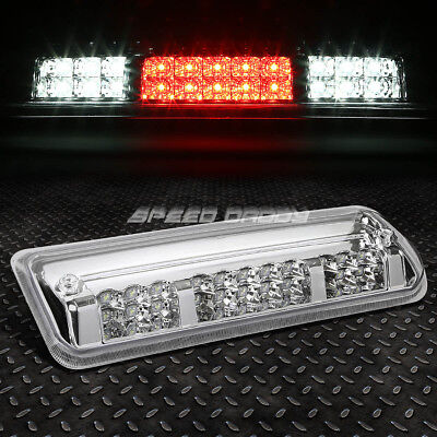 Brake Bar - FOR 2004-2008 FORD F150 CHROME HOUSING LED THIRD 3RD BRAKE LIGHT CARGO LAMP BAR