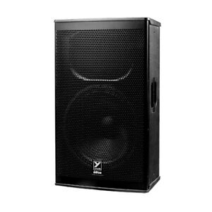 Wanted: 15 Inch Powered Speakers