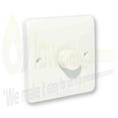 LED Dimmer Single Light Switch for Dimmable lighting White 3W to 250W 240V