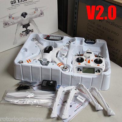 Walkera Qr X350 Pro Quadcopter Drone W  Devo 10 Rtf W O Gimbal   Usa