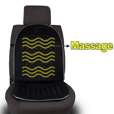 Zento Deals Premium Quality Black Universal Magnetic Bubble Car Seat Cushion- Ba Bubble Car Seat Cover