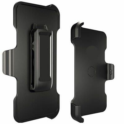 Belt Clip Holster Case (Belt Clip Holster Replacement Fits Apple iPhone 6 6S 7 8 Otterbox Defender Case )