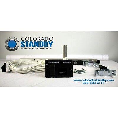 New Cummins Onan Oem Rv Qg Install Kit For 2.5 And 2.8 Kw Generatorshgjbb
