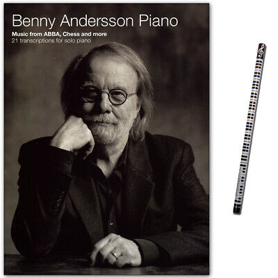 Benny Andersson Piano  - Music from ABBA, Chess -  AM1013342 - 9781785588754
