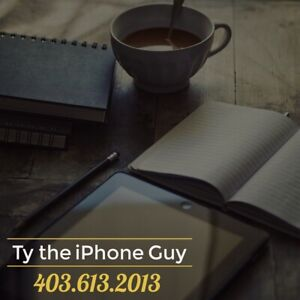 iPhone and iPad Repair - Ty the iPhone Guy!  403-613-2013