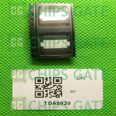 2pcs Tda8920 Tda8920bth Hsop24 2x100w Class-d Power Amplifier