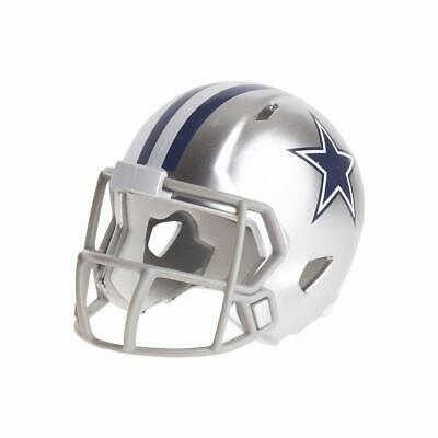 NFL Football Helm Dallas Cowboys Pocket Mini Speed Footballhelm Helmet  ()