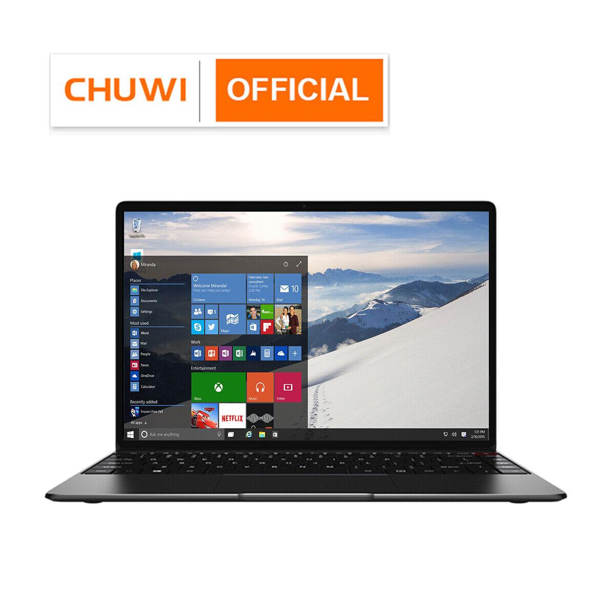 CHUWI HeroBook Pro 14.1 in Laptop Windows 10 Intel Dual Core 8+256G Notebook PC 1