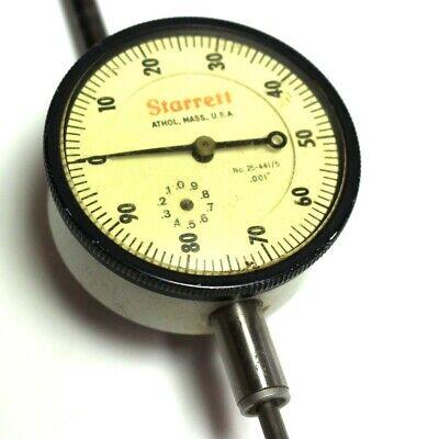 Starrett No. 25-4415 Dial Indicator .001 Go1039309