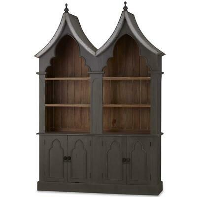 Vintage 75514 Gothic Conservatory Cabinet Solid Wood Bramble By Steven Shell