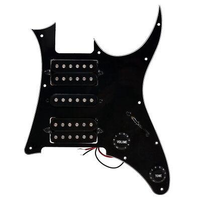Cargado Precableado Golpeador Para Ibanez GRG250 Guitarra Eléctrica Partes Hsh