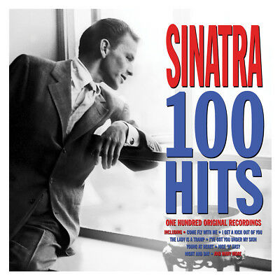 Frank Sinatra 100 HITS Best Of 100 Essential Songs COLLECTION New Sealed 4