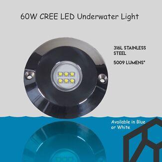 Apogee LEDs -Underwater Boat Light -60Watt