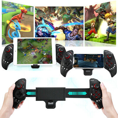 Bluetooth Gamepad Wireless Game Controller Joystick for Android iOS Phone Tablet