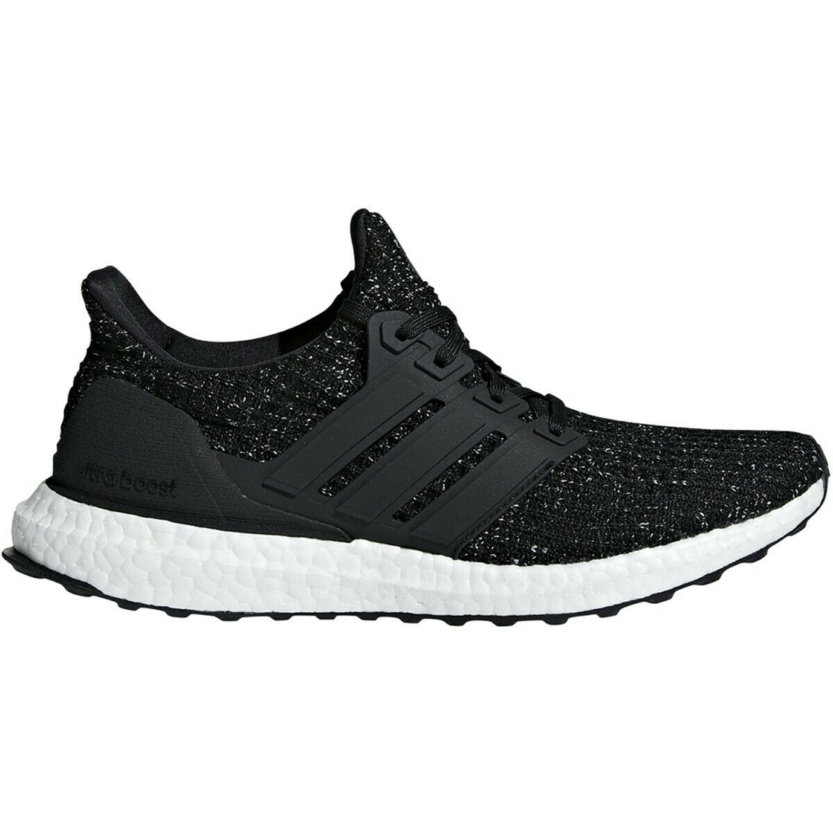 Adidas Women's Ultra Boost - NEW IN BOX - FREE SHIP - Black / White - F36125 +