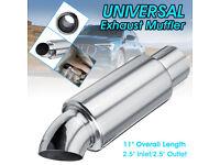 Bosal VFM1729 Exhaust Muffler