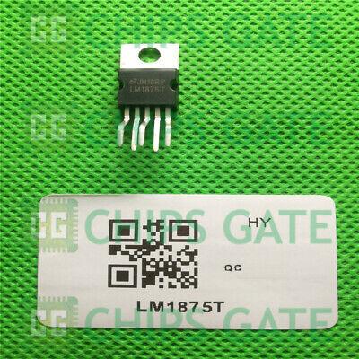 15pcs Lm1875t Lm1875 20w Audio Power Amplifier To-220