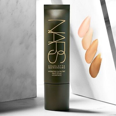 """NEW-CHARLOTTE GAINSBOURG FOR NARS HYDRATING GLOW TINT """"MEDIUM"""""""