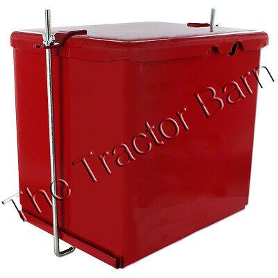 Battery Box Whardware International Ih Cub Loboy Restoration Quality 103127
