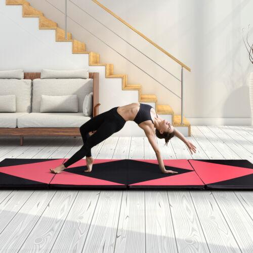 Weichbodenmatte Gymnastikmatte Turnmatte Yogamatte Fitnessmatte 240x120x5cm