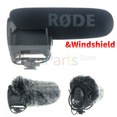 NEW Rode VideoMic Pro Rycote Lyre Suspension Mount VMP-R Camera Microphone VMPR