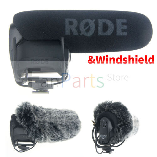 Rode VideoMicPro Compact Directional On-Camera Microphone wi