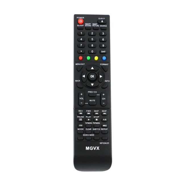 nf034ud replaced remote for magnavox philips lcd tv dvd 42vd459b rh ebay com User Guide Template Kindle Fire User Guide