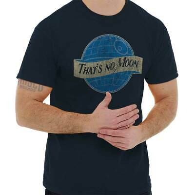 That No Blue Moon Funny Shirt Star Death Star Wars Beer Darth T Shirt