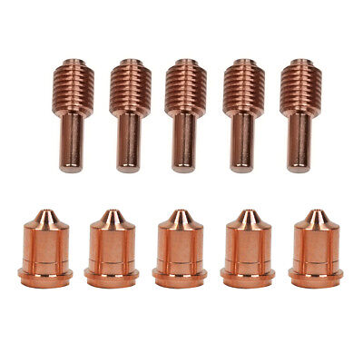 5 Pcs 220669 Electrodes 5 Pcs 220671 Nozzle Fits Powermax 45 After Market Usa