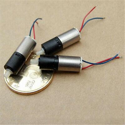 Micro Mini Planetary Gear Motor 6mm Dc 3v 1200rpm Coreless Gearbox Diy Robot Car
