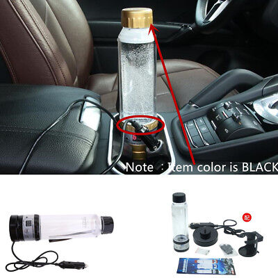 Universal 12V 24V Car Coffee Maker Tea Water Milk Pot Heating Warming Cup 280Ml