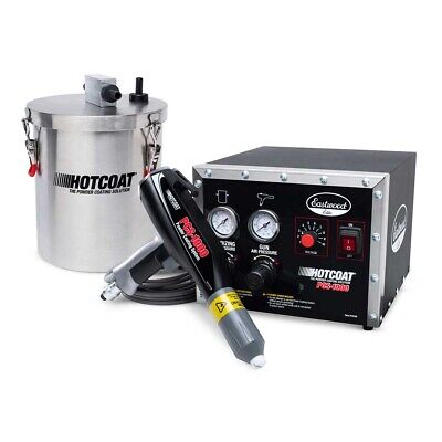 Eastwood Elite Hotcoat Pcs-1000 Powder Coating Gun System