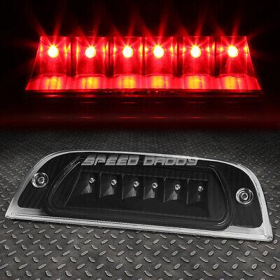 FOR 02-07 JEEP LIBERTY BLACK HOUSING REAR THIRD 3RD TAIL BRAKE LED LIGHT LAMP 02 Jeep Liberty Tail Light