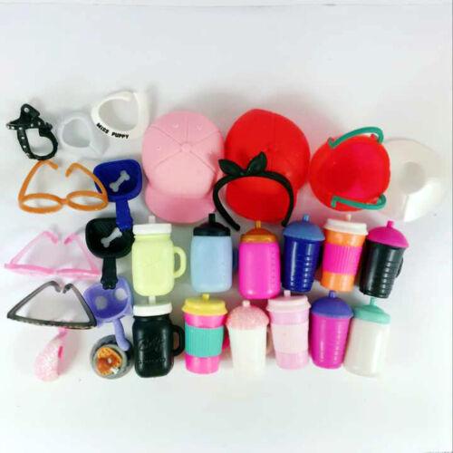 "5pcs Random 18/"" American Girl Doll Turtle Brush Shoe Gift Box Aesssories Toys"