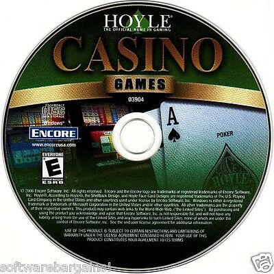 HOYLE CASINO GAMES: THE BEST SELLING CASINO GAME OF ALL TIME! FAST SHIPPING
