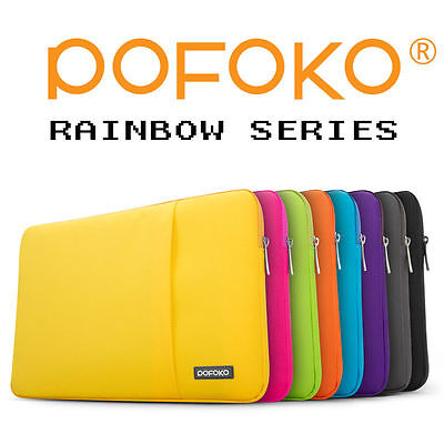 oUltrabook Chromebook Notebook Laptop Sleeve Case Bag For HP COMPAQ ACER DELL LG Hp Universal Nylon Case
