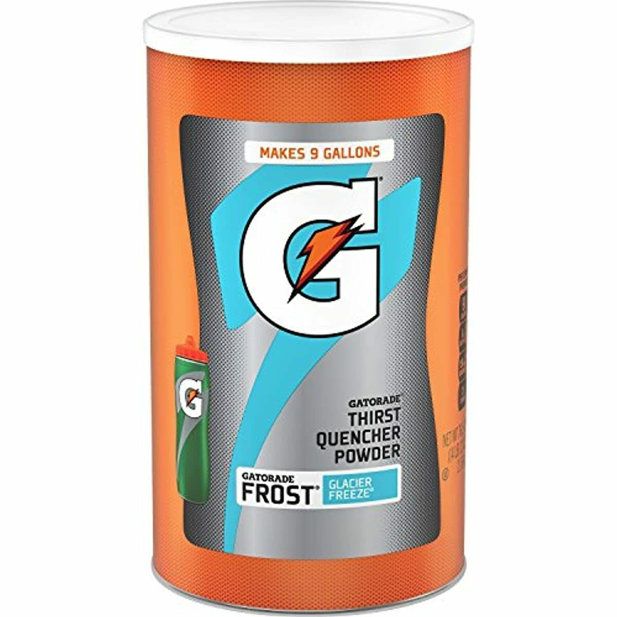 Gatorade Thirst Quencher Powder, Frost Glacier Freeze, 76.5 Ounce, Pack Of 1 - $16.99