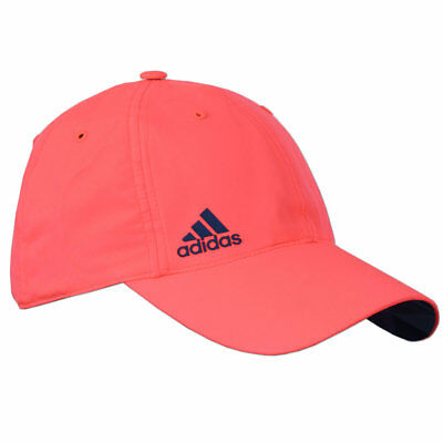 adidas Climalite Tennis Cap US Open Running Fitness Kappe Mütze flash red