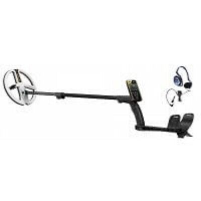 Xp Orx Metal Detector With Back-lit Display Fx-02 Wired Backphone Headphones