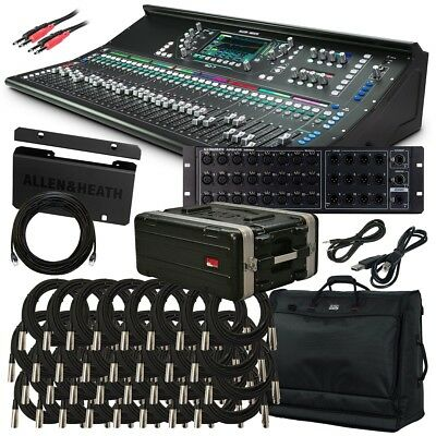 Allen & Heath SQ-7 Digital Mixer STAGE RIG