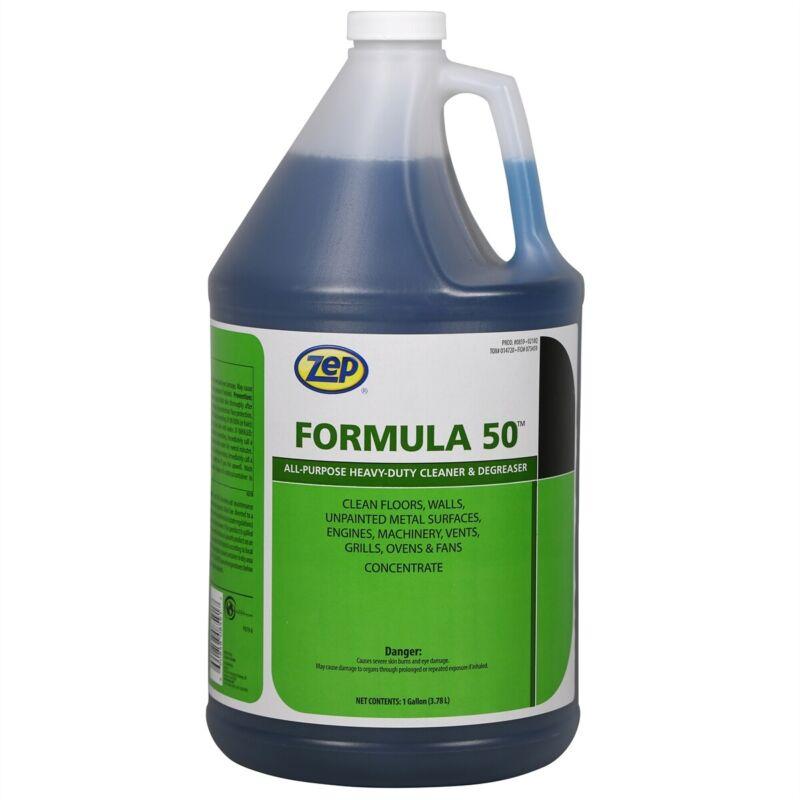 Zep 85924 Formula 50 1 Gallon